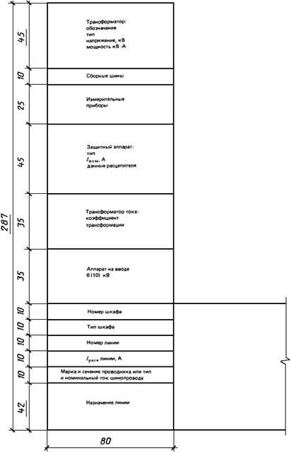Схема КТПН