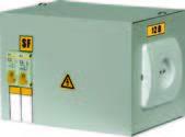 Название: ЯТП - описание: Ящик с понижающим трансформатором для подключения ремонтного освещения